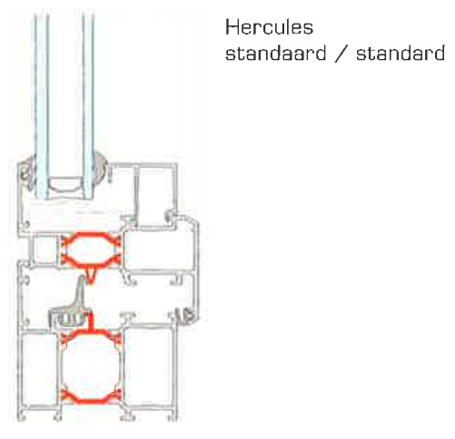 Chassis Champenois - Hercules Standard