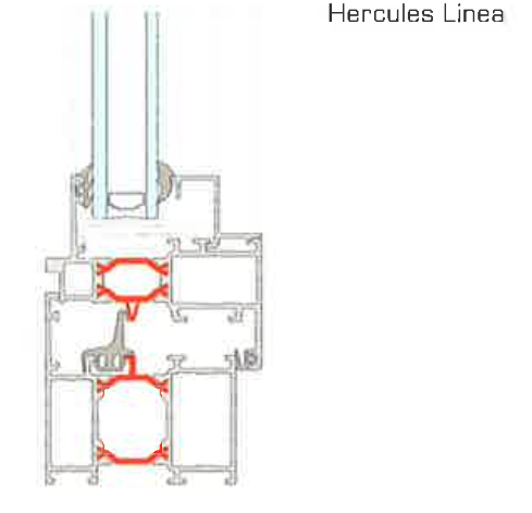 Chassis Champenois - Hercules Linea