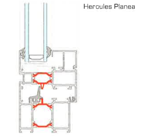 Chassis Champenois - Hercules Planea
